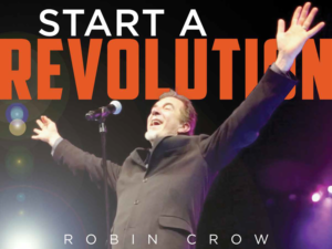 Robin Crow Brochure Cover